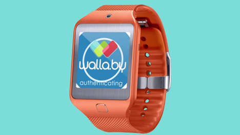Wearable Banking Apps - Wallaby