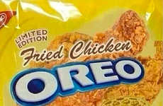 Poultry-Flavored Cookies - The Latest Rumored Bizarre Oreo Flavor is Fried Chicken