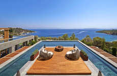 The Mandarin Oriental Bodrum Boasts Luxe Amenities and Epic Views