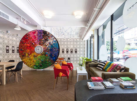 Urban Bangkok Hostels - This Concept Boutique Hotel is Funky, Affordable and Charming
