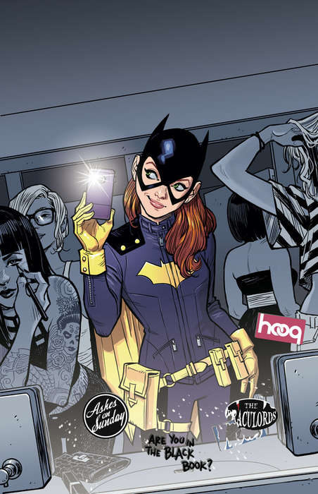 Comic Book Vigilante Makeovers - The New Batgirl Costume is Taking the Internet by Storm