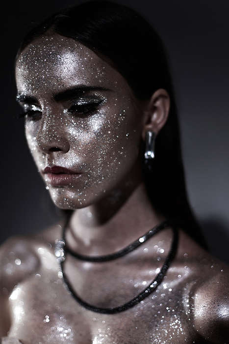 Shimmering Cosmetic Closeups - Photographer Antonina Dolani