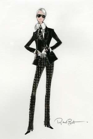 Fashion Icon Dolls - Karl Lagerfeld Barbie Will Be Part of Mattel