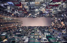 Dizzying Skyscraper Photography