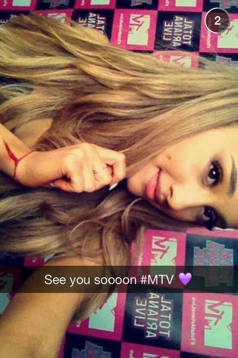 Social Media Music Nominations - MTV Uses Snapchat to Announce Video Music Awards Nominees