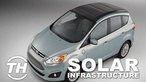 Solar Infrastructure - Editor Michael Hemsworth Discusses Sustainable Transportation Solutions