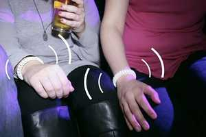 The Vive Wristband Keeps You Safe in Drunken Social Situations