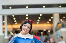 Mashup Cosplay Costumes - Snow White/Boba Fett Would Make a Great Sighting at San Diego Comic Con