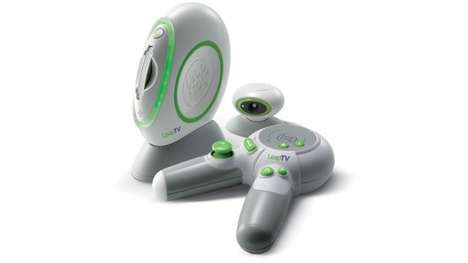High-Tech Educational Games - The LeapTV Games Console Helps Younger Kids Learn Through Play