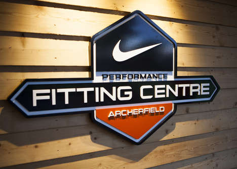 Elite Golf Coaching Facilities - Nike