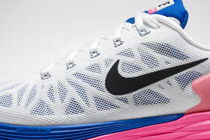 The Nike LunarGlide 6 Offers Soft Cushioning and Enhanced Stability