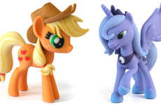 DIY 3D-Printed Toys - The Hasbro My Little Pony Collection is Open for Customization