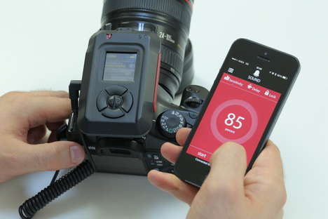 High-Speed Photography Apps - The MIOPS Camera Trigger Sets the Conditions for Dynamic Photos