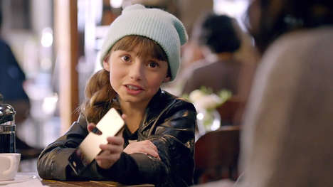 Hipster Kids Smartphone Ads - The Amazon Fire Phone Campaign Cleverly Expands Demographic