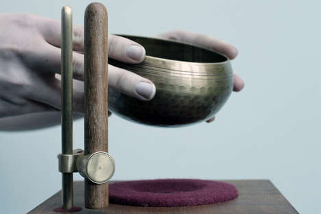Meditative Bowl Instruments - The Singing Bowl by Ash Stephens is Soothing