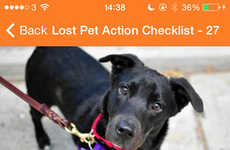 Lost Pet Apps - The ASPCA App Lets You Create a Digital 'Missing' Poster for Your Pooch