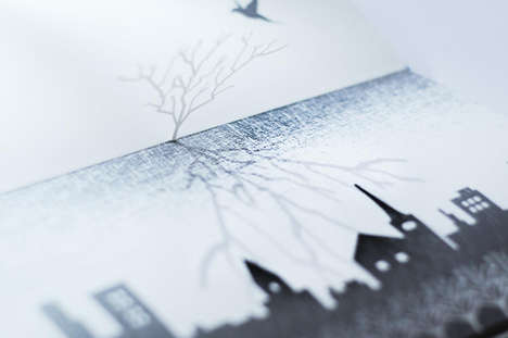 Illuminating Pop-Up Books - The Motion Silhouette Children