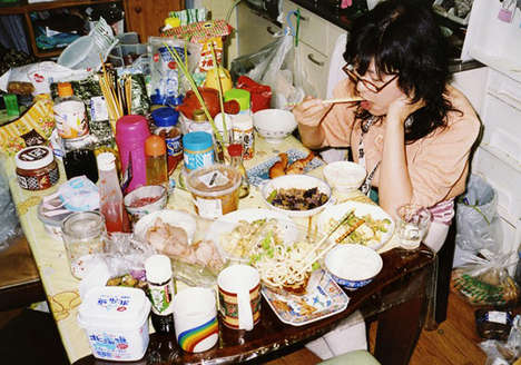 Messy Family Photography - Motoyuki Daifu Bares All With His Intimate Photography Series