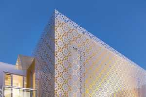 50 Botanical Architecture Examples - From Perforated Petal Facades to Modern Flower Pavillions