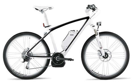 75 Examples of Electric Bicycles - From Folding Electric Smart-Bikes to Retro E-Bikes
