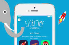 From Interactive Fairy Tale Apps to Digital Comic Book Publications