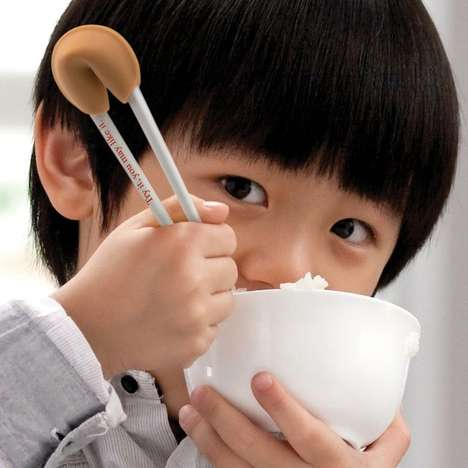 22 Chopstick Designs for Children - From Anime Character Chopsticks to Lucky Cutlery Helpers