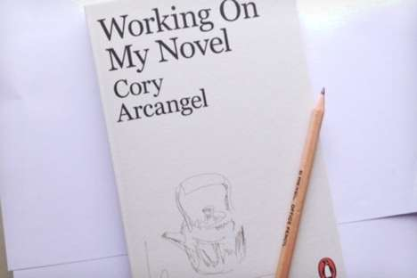 Novelist Twitter Confessions - Working on My Novel by Cory Arcangel is Full of Insights