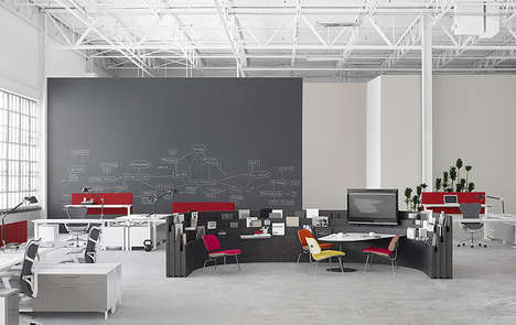 Customizable Workplace Furniture - Herman Miler