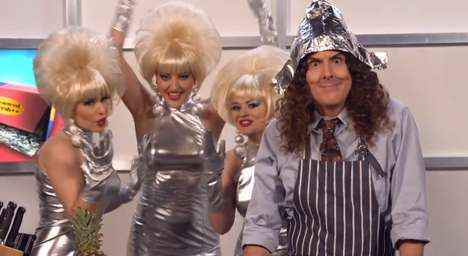 15 Weird Al Parodies - From Buzz Word-Mocking Songs to Comedian Mockumentaries