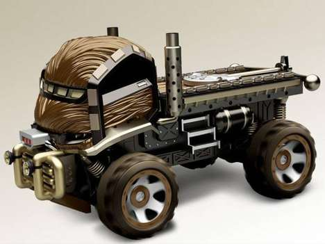 Sci-Fi Toy Car Collections - The Star Wars Hot Wheels Set Boasts Loop-Ready X-Wings