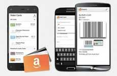 The Amazon Wallet App Lets You Digitally Store Loyalty and Gift Cards