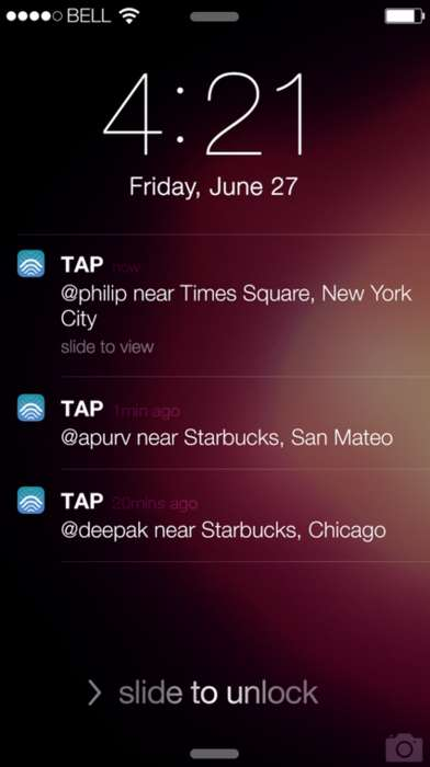 Speedy Messaging Apps - The Tap App Claims to Be the World