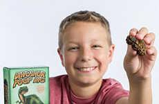 Dinosaur Dung Toys - The Dinosaur Poop Dig Lets Children Excavate Comical Prehistoric Remains