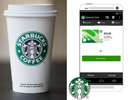 Drink Pre-Ordering Apps - Starbucks