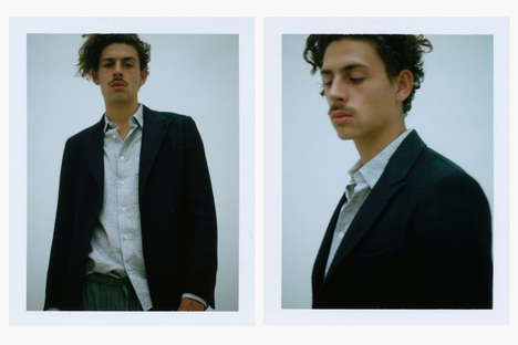 Noble Sicilian Menswear - The O. BALLOU Spring/Summer Lookbook Encompasses Old-School Grandeur
