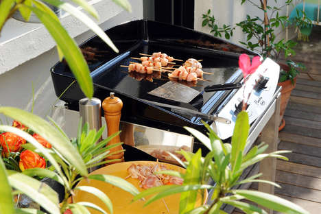 Elegant Gourmet Grills - Up Your Backyard BBQ Game with ENO