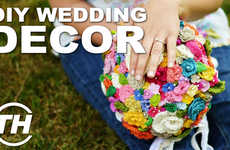 Trend Hunter Editor Meghan Young Discusses DIY Wedding Decor