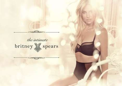 Fancy Pop Star Pajamas - 'The Intimate Britney Spears' Shows Off the Singer's Softer Side