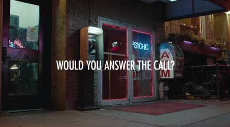 Mysterious Phonecall Campaigns - Heineken & Fred Armisen Want You to Pick Up the Payphone That Rings