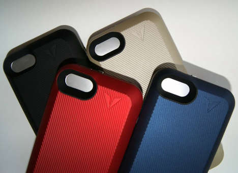 Privacy-Preserving Phone Cases - The QS1 Phone Case Protects Sensitive Information