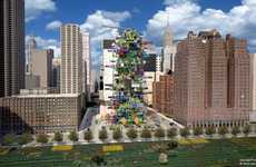 Vertical Urban Farms
