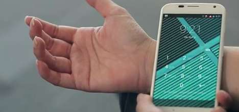 Temporary Phone Unlocking Tattoos - This Phone Unlock Tattoos Are the Way of the Future
