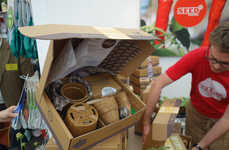 Garden Starter Kits - Seed Pantry Encourages Growing Gardens on Abandoned Plots