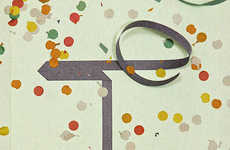 Colorful Confetti Typefaces