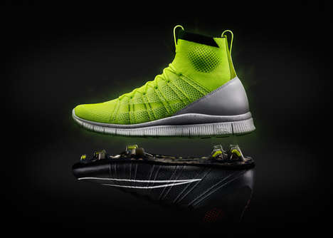 Mercurial Street Cleats - The Nike Free Mercurial Superfly