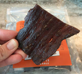 Wheat-Free Jerky Products - This Gluten Free Beef Jerky Includes Maple and Teriyaki Flavors