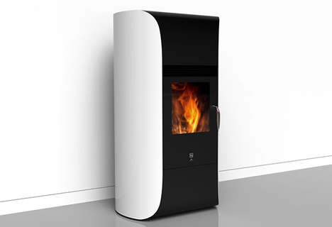 Futuristic Freestanding Stoves - The Revolution Kitchen Appliances are Incredibly Modern-Looking