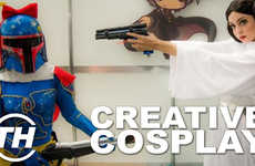 Creative Cosplay - Trend Hunter Editor Meghan Young Discusses Clever Comic-Con Outfits