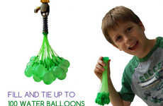 Bunch O Balloons Creates 100 in Just One Minute
