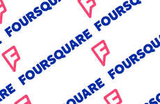 The New Foursquare Logo is Bold, Bright and Modern